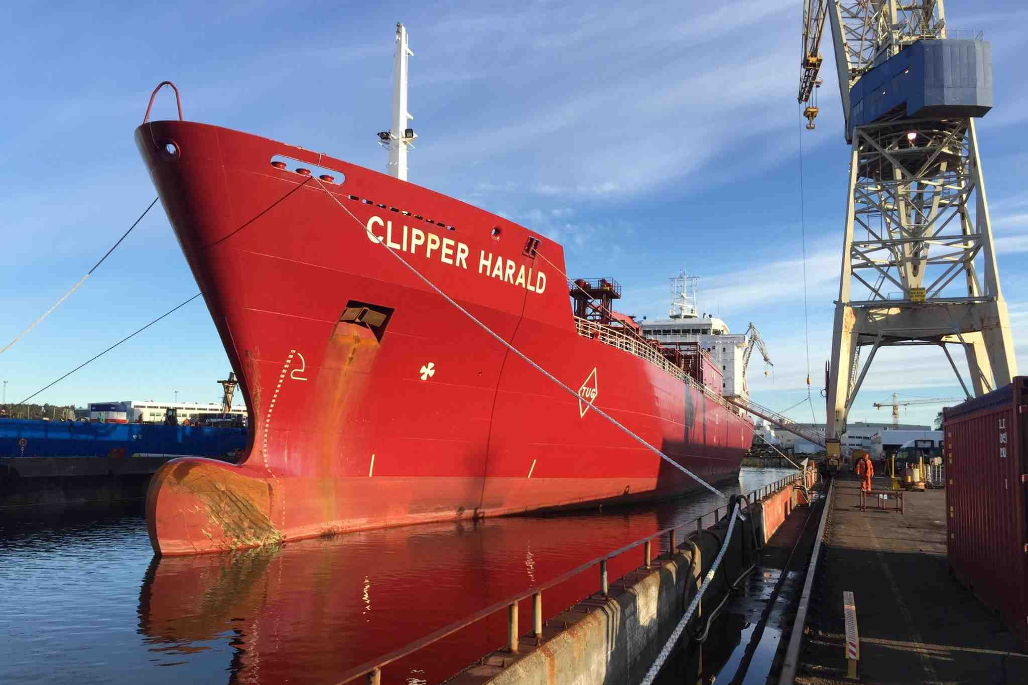 Dry Docking: For gas free ships only?