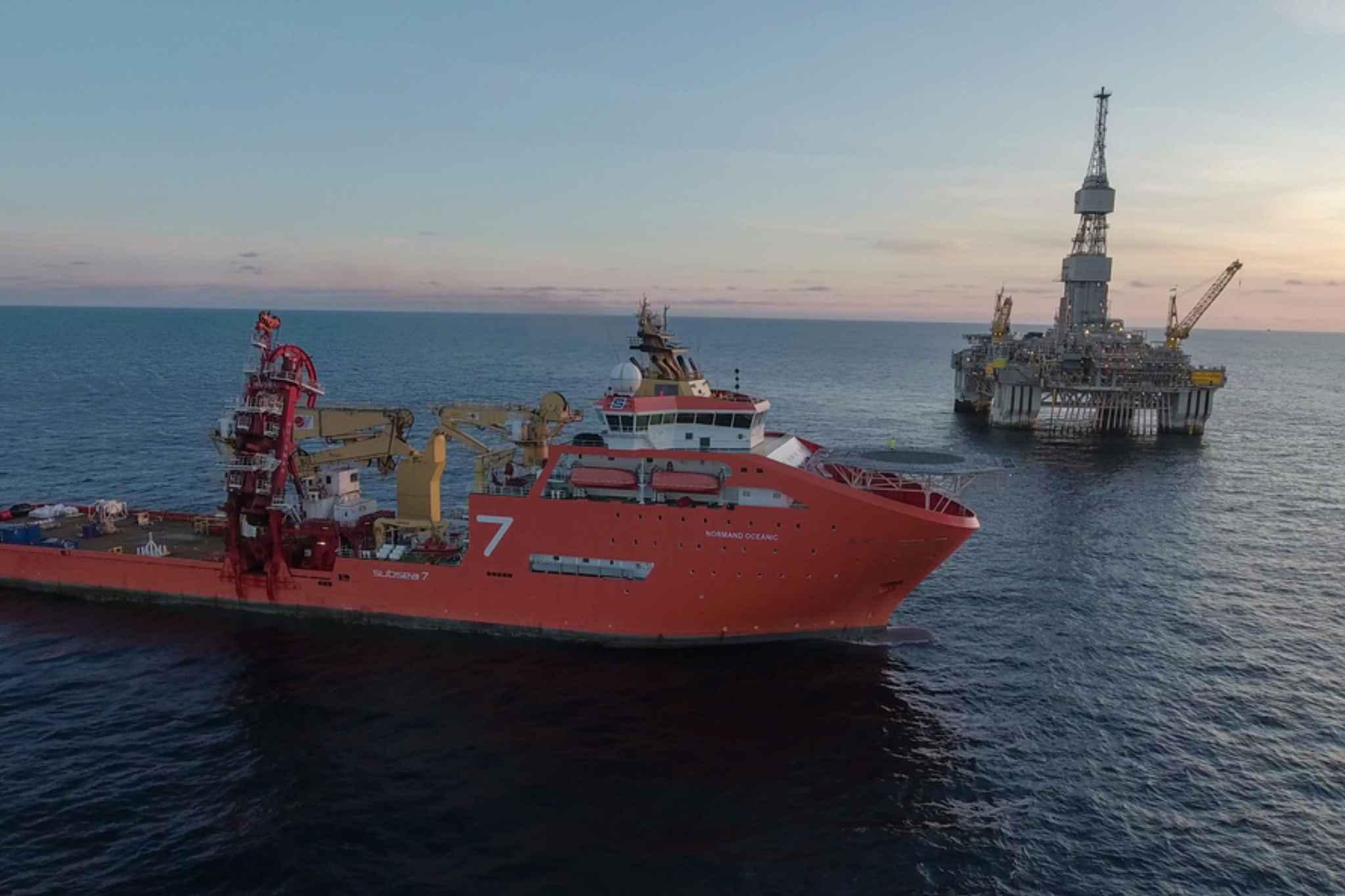 Njord Future Project, Image: Thomas Sola, Equinor (Statoil)