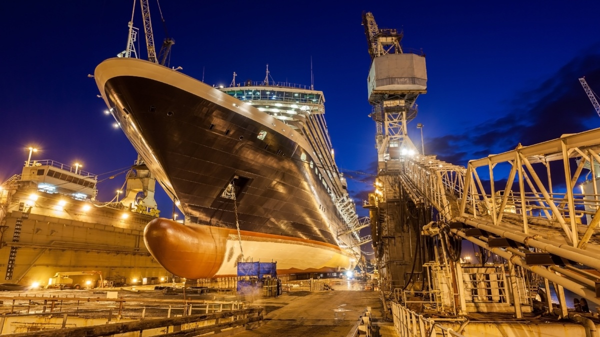 how fast can you perform docking and classing operation?